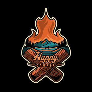 Bonfire Sticker