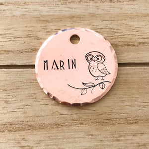 Marin- Spring Collection - Copper Paws Dog Tags