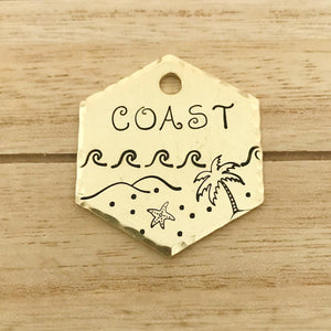 Coast- Summer Collection - Copper Paws