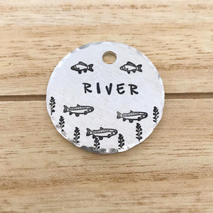 Zander- Simple Style - Copper Paws Dog Tags