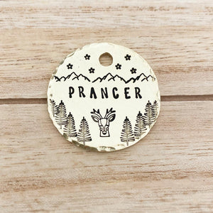 Prancer- Winter Collection