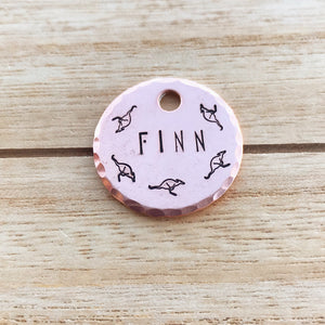 Kanga- Kitty Tag - Copper Paws Dog Tags
