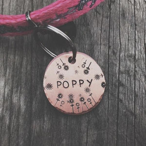 Frolic- Kitty Tag - Copper Paws Dog Tags