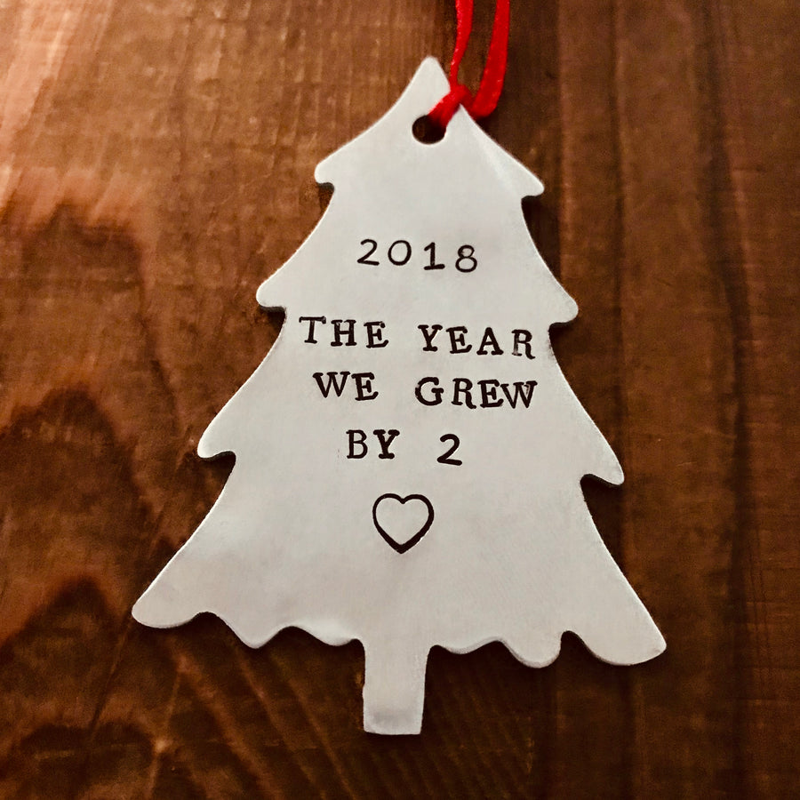 Pine Tree Ornament