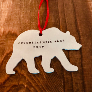 Big Bear Ornament
