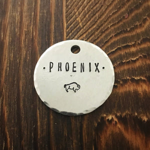 Holiday Choice- Kitty Tag - Copper Paws Dog Tags
