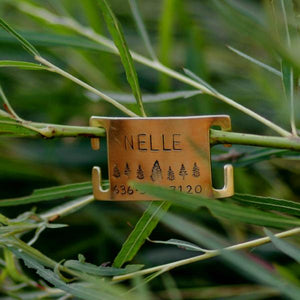 Acadia- Wild Slide - Copper Paws Dog Tags