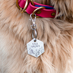 Magdalene- Spring Collection - Copper Paws Dog Tags