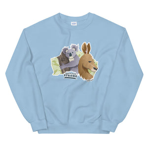Outback Sweatshirt - Copper Paws