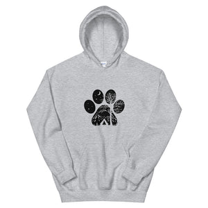 Camp Paw Hoodie - Copper Paws Dog Tags
