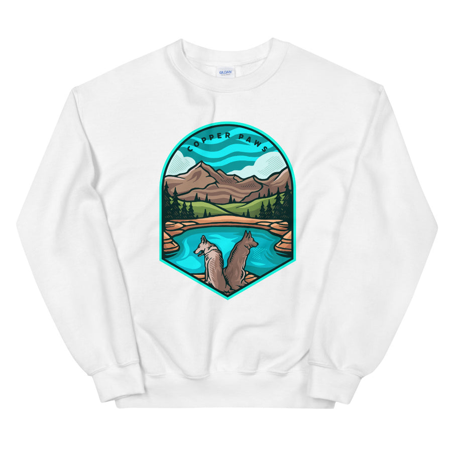 Alpine Lakes Sweatshirt