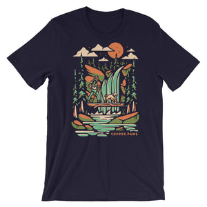 Waterfall Hike Tee