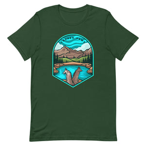 Alpine Lakes Tee