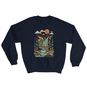 Waterfall Hike Sweatshirt