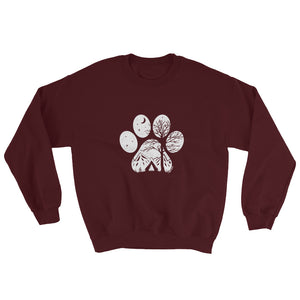 Camp Paw Sweatshirt - Copper Paws Dog Tags