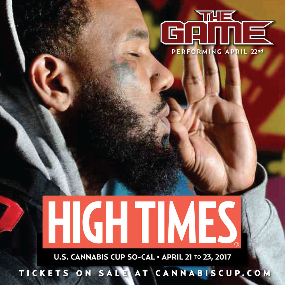 Be Lit Brand: Our First High Times Cannabis Cup!