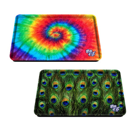 Be Lit Brand Medium Rolling Trays