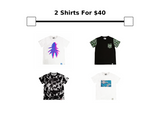 Tee Bundle: 2 for $40belitbrandTeesbelitbrand