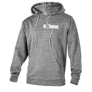 Be Lit Charcoal Hoodie, Positively LitBe Lit Brandbelitbrand