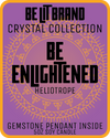 Be Lit Crystal Collection 5oz Odor Eliminating Terpene Candle, Be Enlightenedbelitbrandbelitbrand