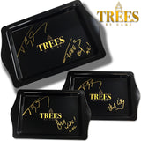 Be Lit Travel Rolling Tray, Trees By Game *Signed By Game!Be Lit Brandbelitbrand