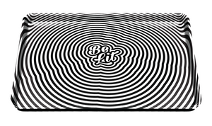 Be Lit Large Rolling Tray, Be Lit Ripplebelitbrandbelitbrand