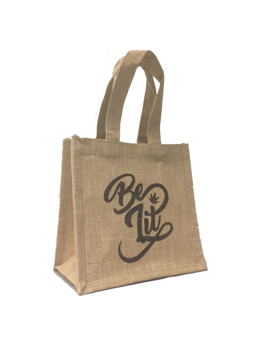 Be Lit Mini Tote Bag