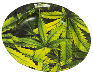 Be Lit Ashtray, Leafybelitbrandbelitbrand