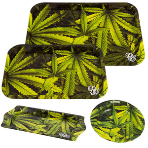 Leafy Rolling Tray & Ashtray Bundlebelitbrandbelitbrand