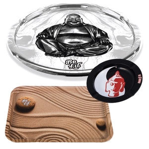 Slice of Zen Rolling Tray & Ashtray BundleBe Lit Brandbelitbrand
