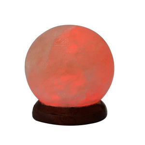 Be Lit Salt Rock Lamps! Medium, Plugbelitbrandbelitbrand