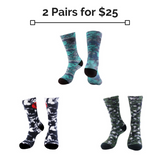 Sock Bundle: 2 for $25Be Lit Brandbelitbrand
