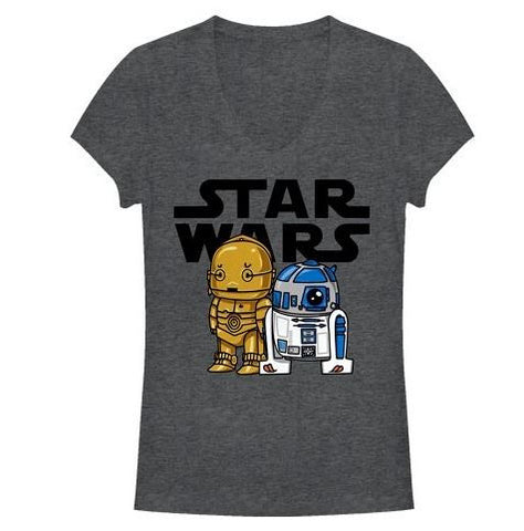 Star Wars Bot Buddies Juniors T-Shirt