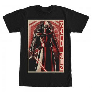 Star Wars TFA Dark Villain T-Shirt
