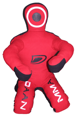 Red Grappling Dummy