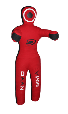Red MMA Dummy