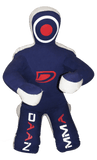 Blue Grappling Dummy