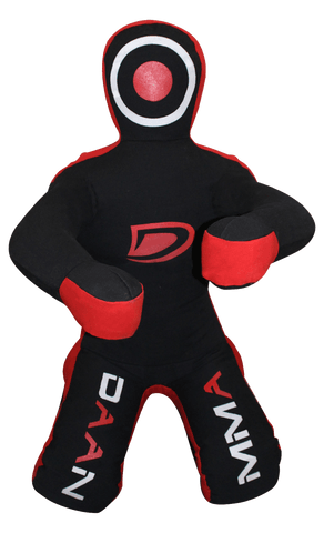 Black/Red Grappling Dummy