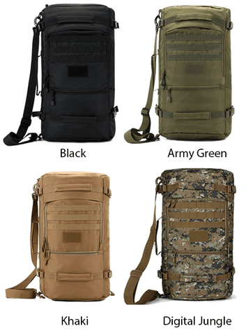 Military Style Convertible Bag