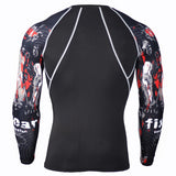 Metal Arms Rash Guard