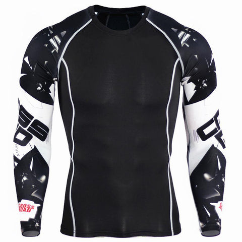 Cross Road Rash Guard