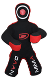 Dummy - Black/Red Grappling Dummy Filled