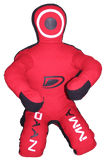 Dummy - Red Grappling Dummy Filled