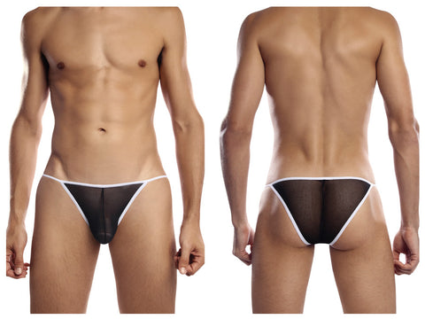 PQ1-1 Kini PetitQ Color Black Sheer