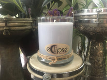 Organic, hand poured, soy candles, eco wicks (free of lead and formaldehyde)