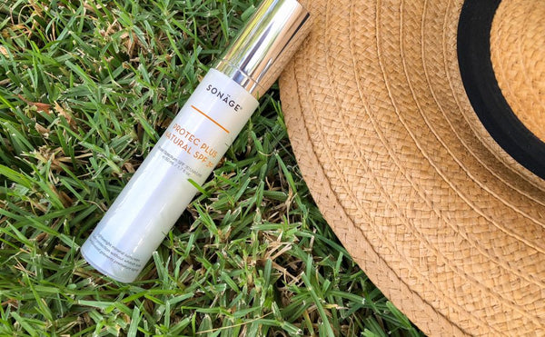 Sonage Protec Plus Natural SPF