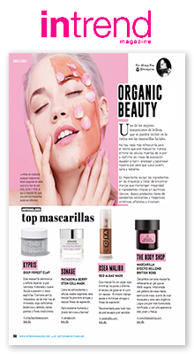 Intrend Magazine Sonage Patagonia Berry Stem Cell Mask