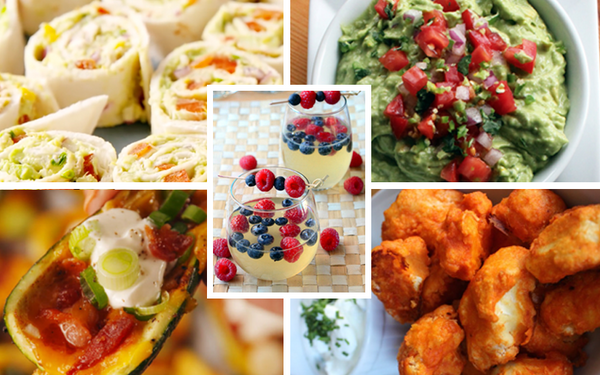 5 Amazingly Easy 4th of July Healthy Recipes