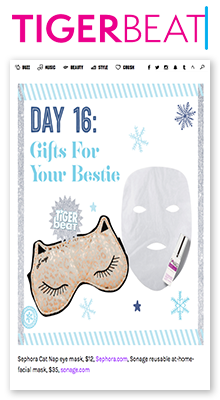 Tiger Beat - 30 Days of Gifts