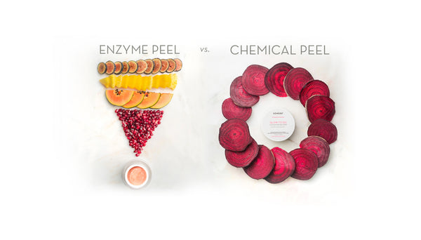 Enzyme Peel vs Chemical Peel: Which Is Better For Your Skincare Routine?